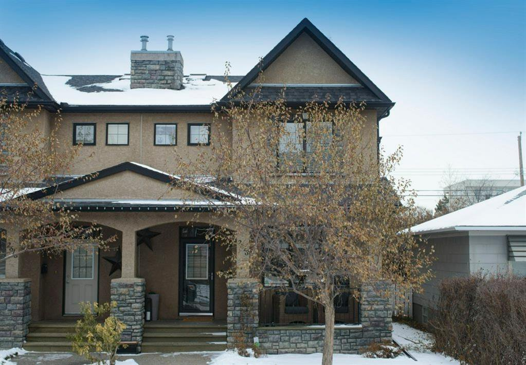 Main Photo: 2618 32 Street SW in Calgary: Killarney/Glengarry Semi Detached for sale : MLS®# A1049131