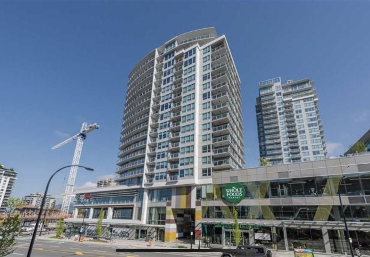 "Main Photo: 601 112 E 13TH Street in North Vancouver: Central Lonsdale Condo for sale in ""ENTREVIEW"" : MLS®# R2527672"