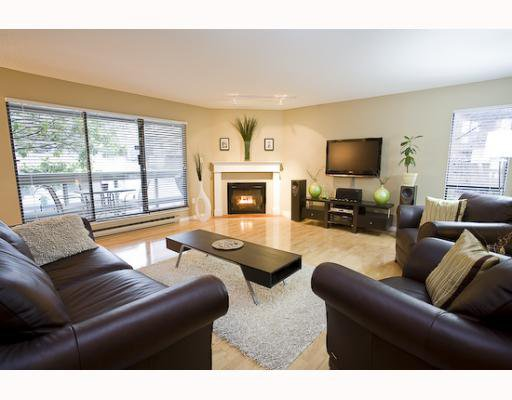 """Main Photo: 204 1299 W 7TH Avenue in Vancouver: Fairview VW Condo for sale in """"Marbella"""" (Vancouver West)  : MLS®# V802053"""