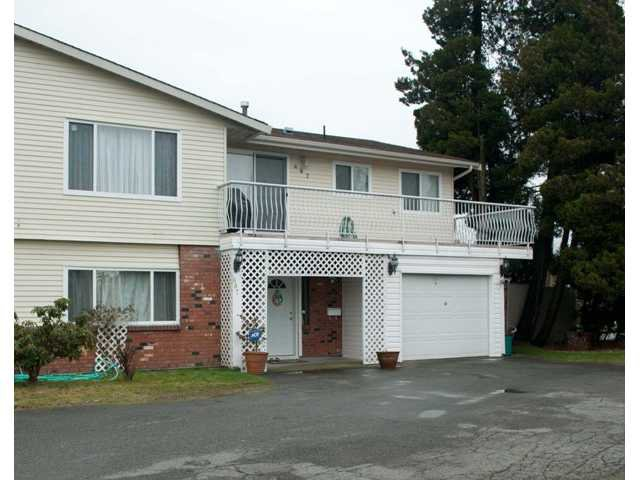 Main Photo: 687 CHAPMAN Avenue in Coquitlam: Coquitlam West House 1/2 Duplex for sale : MLS®# V864370