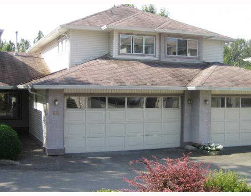 """Main Photo: 26 22751 HANEY BB in Maple_Ridge: East Central Townhouse for sale in """"RIVERS EDGE"""" (Maple Ridge)  : MLS®# V753752"""