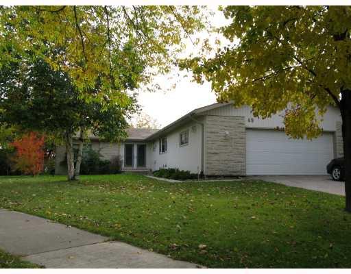 Main Photo:  in WINNIPEG: Fort Garry / Whyte Ridge / St Norbert Residential for sale (South Winnipeg)  : MLS®# 2908004
