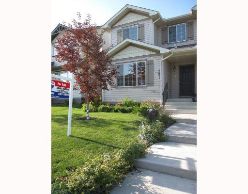 Main Photo: 231 COVEMEADOW Crescent NE in CALGARY: Coventry Hills Residential Attached for sale (Calgary)  : MLS®# C3387195