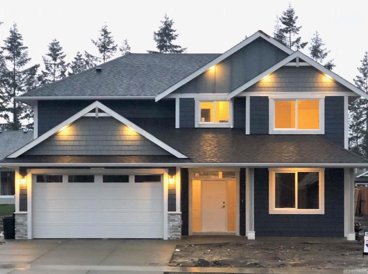 Main Photo: 2529 Branch Ave in COURTENAY: CV Courtenay City House for sale (Comox Valley)  : MLS®# 824685