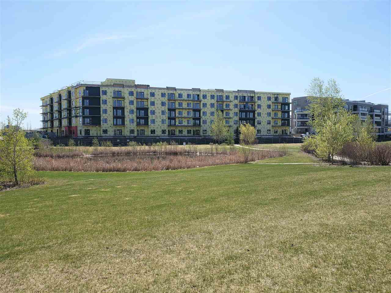 Main Photo: 218 1306c Windermere Way in Edmonton: Zone 56 Condo for sale : MLS®# E4191410