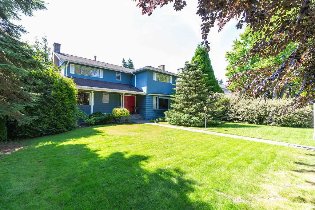 Main Photo: 4441 MAPLE Street in Vancouver: Quilchena House for sale (Vancouver West)  : MLS®# R2468938