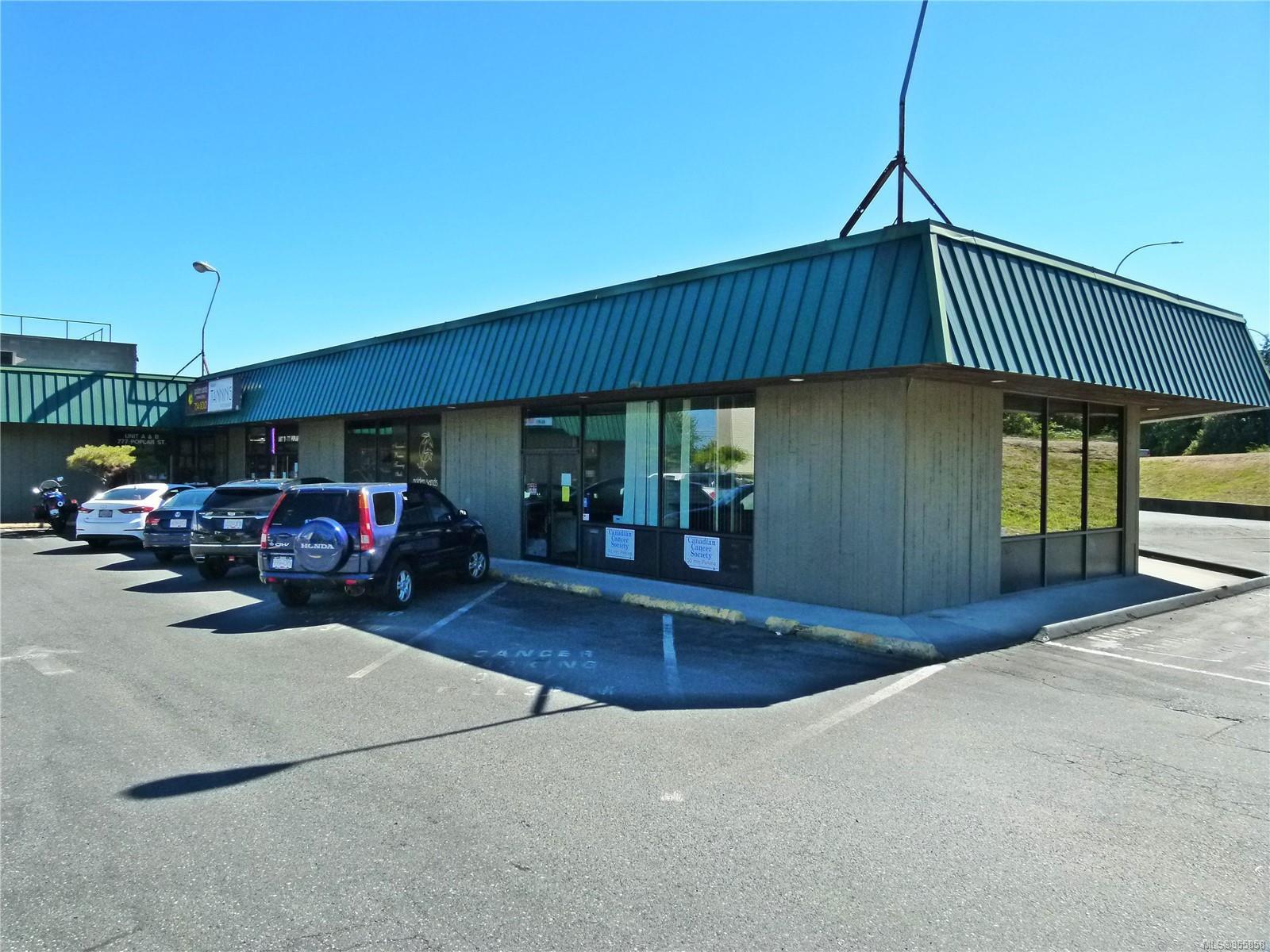 Main Photo: E 777 Poplar St in : Na Brechin Hill Mixed Use for lease (Nanaimo)  : MLS®# 855858