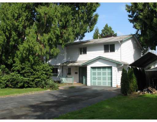 Main Photo: 3412 FIR Street in Port_Coquitlam: Lincoln Park PQ House for sale (Port Coquitlam)  : MLS®# V730684