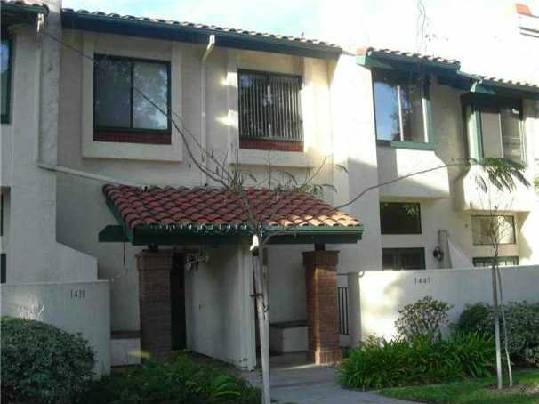 Main Photo: CHULA VISTA Condo for sale : 3 bedrooms : 1440 Summit Dr