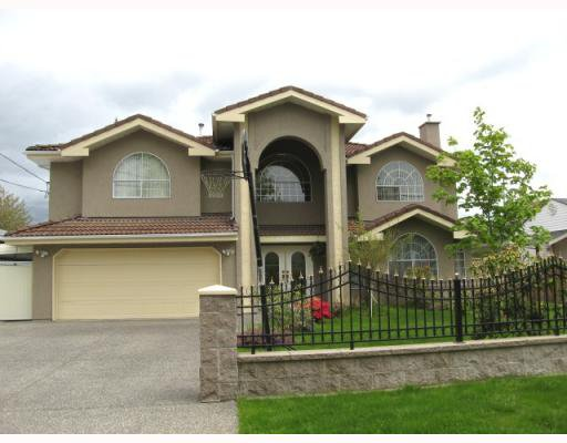 Main Photo: 10300 DENNIS in Richmond: McNair House for sale : MLS®# V765577
