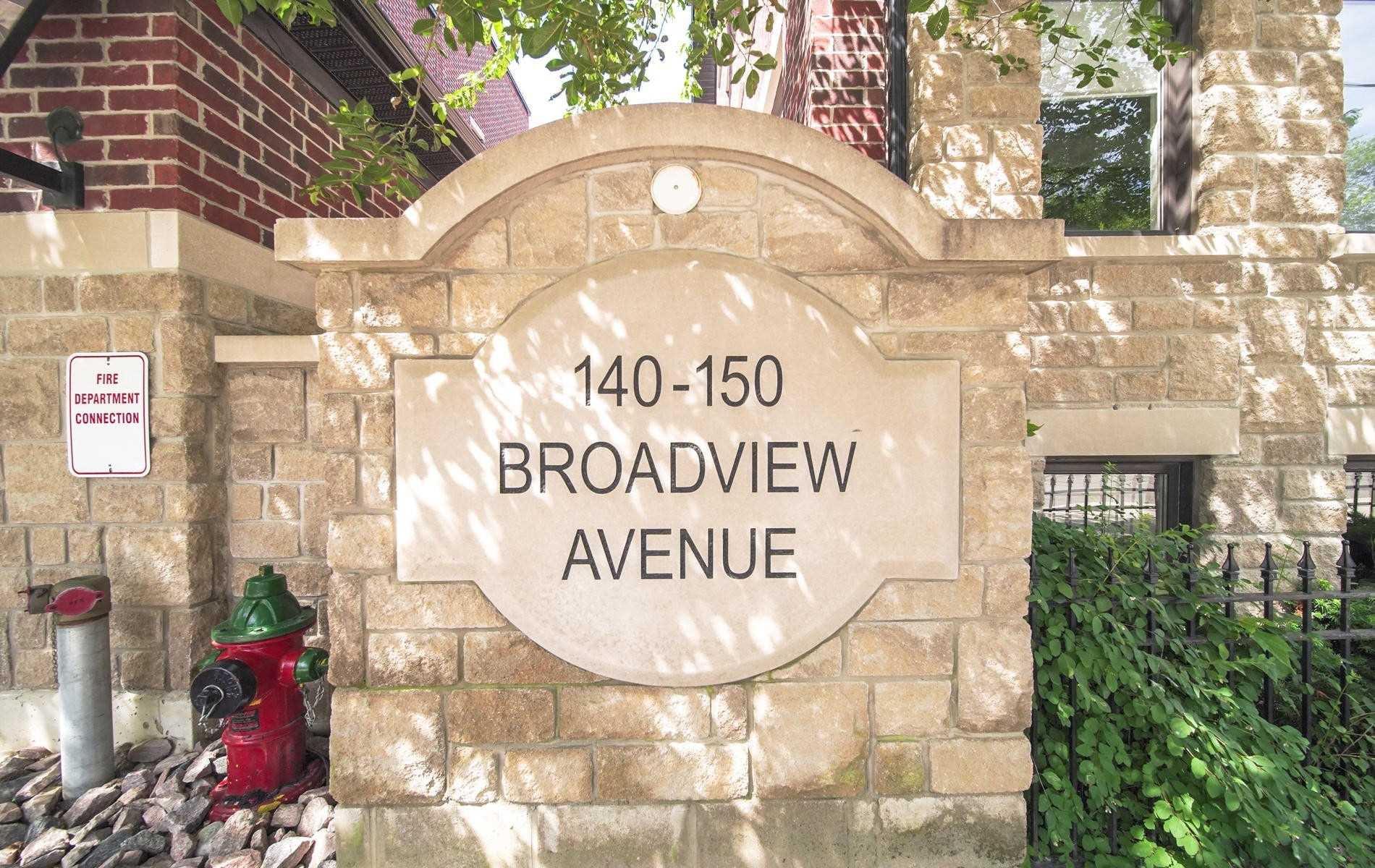 Photo 14: Photos: Th 11 150 Broadview Avenue in Toronto: South Riverdale Condo for sale (Toronto E01)  : MLS®# E4519038