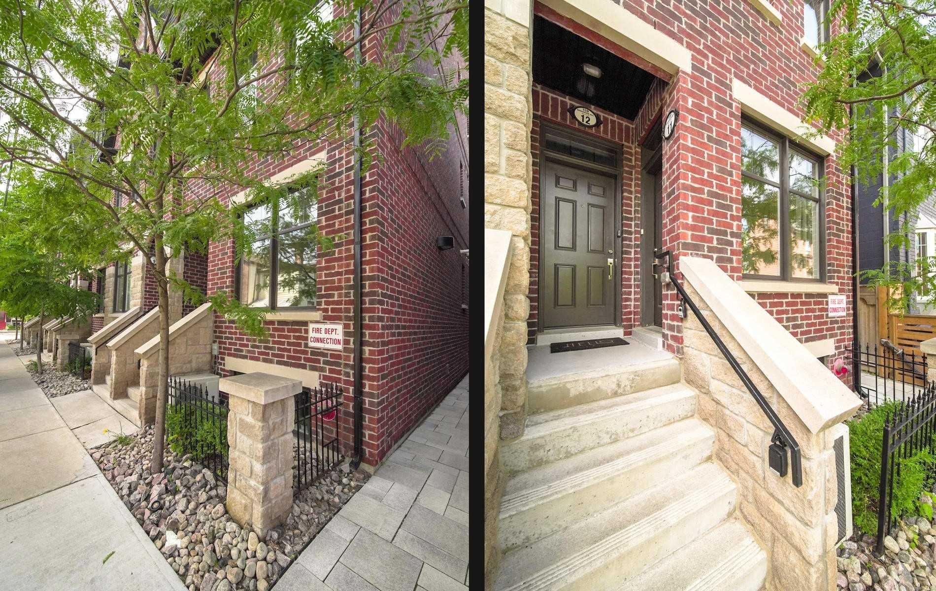 Photo 15: Photos: Th 11 150 Broadview Avenue in Toronto: South Riverdale Condo for sale (Toronto E01)  : MLS®# E4519038