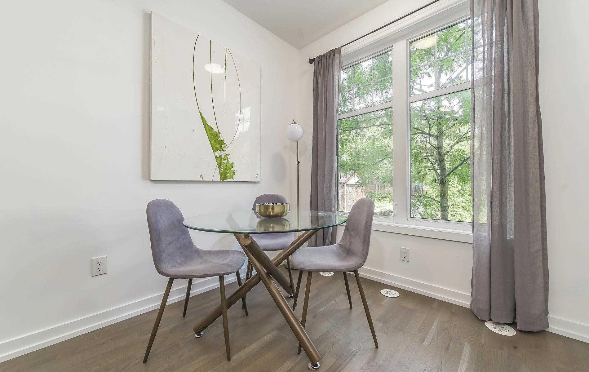 Photo 3: Photos: Th 11 150 Broadview Avenue in Toronto: South Riverdale Condo for sale (Toronto E01)  : MLS®# E4519038