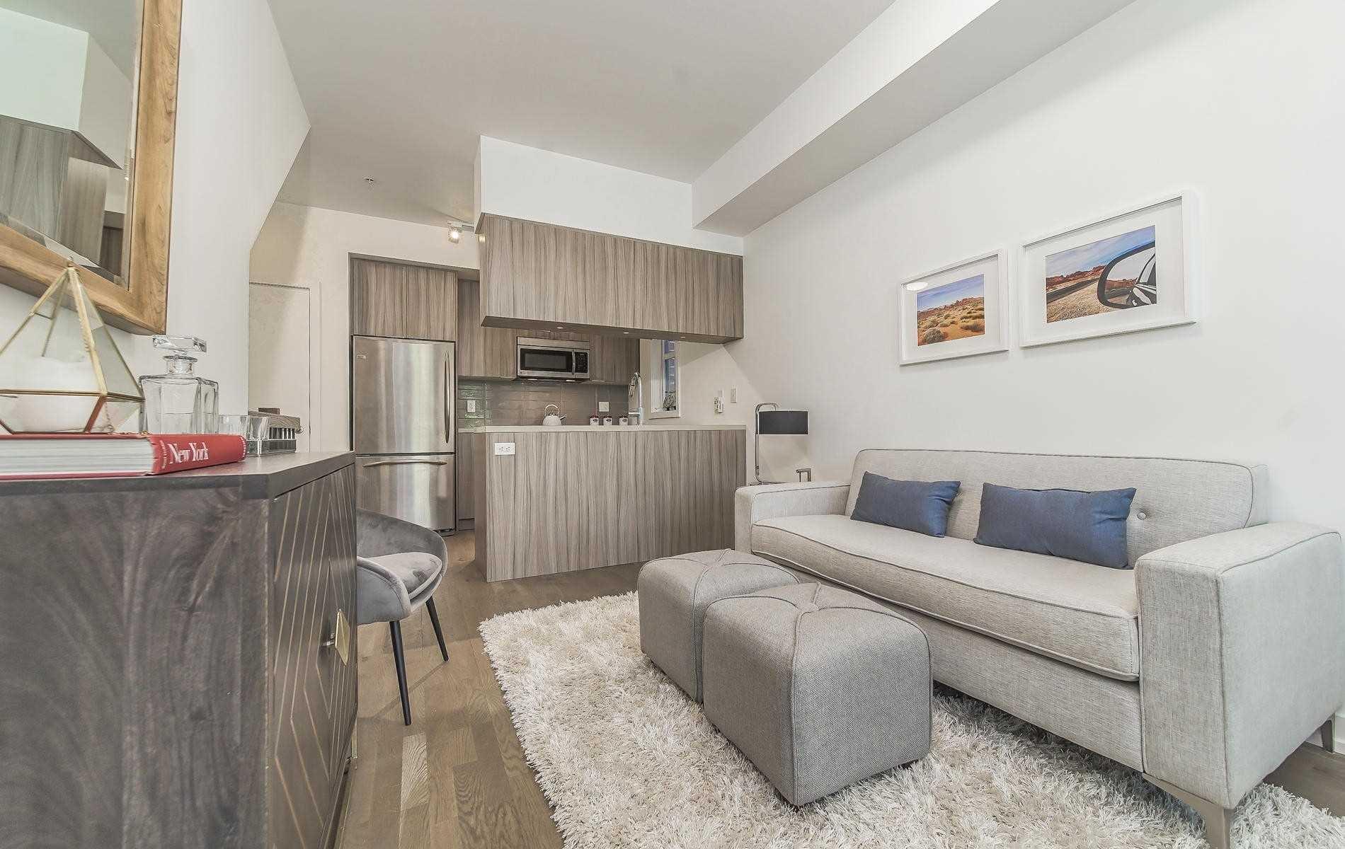 Main Photo: Th 11 150 Broadview Avenue in Toronto: South Riverdale Condo for sale (Toronto E01)  : MLS®# E4519038