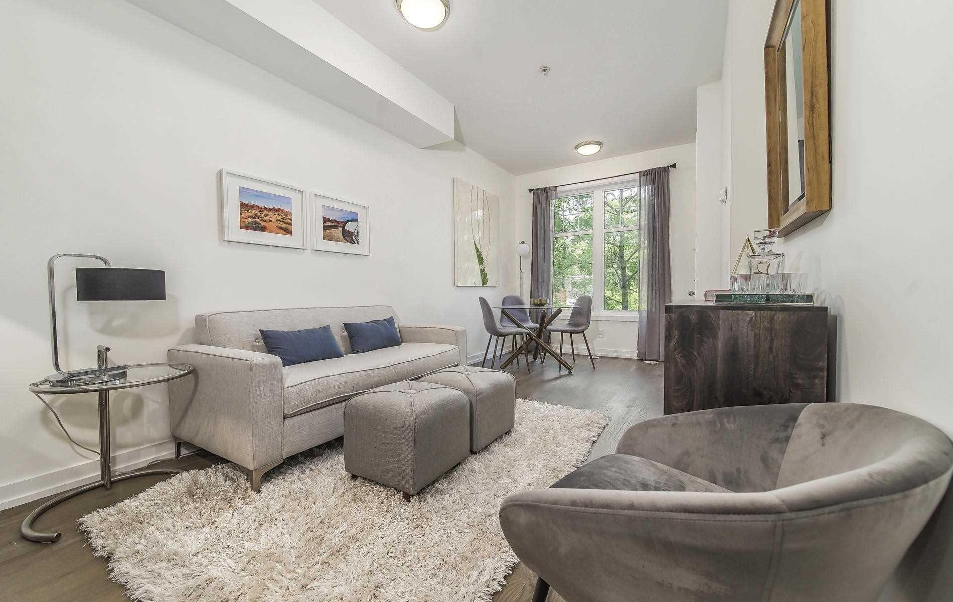 Photo 2: Photos: Th 11 150 Broadview Avenue in Toronto: South Riverdale Condo for sale (Toronto E01)  : MLS®# E4519038
