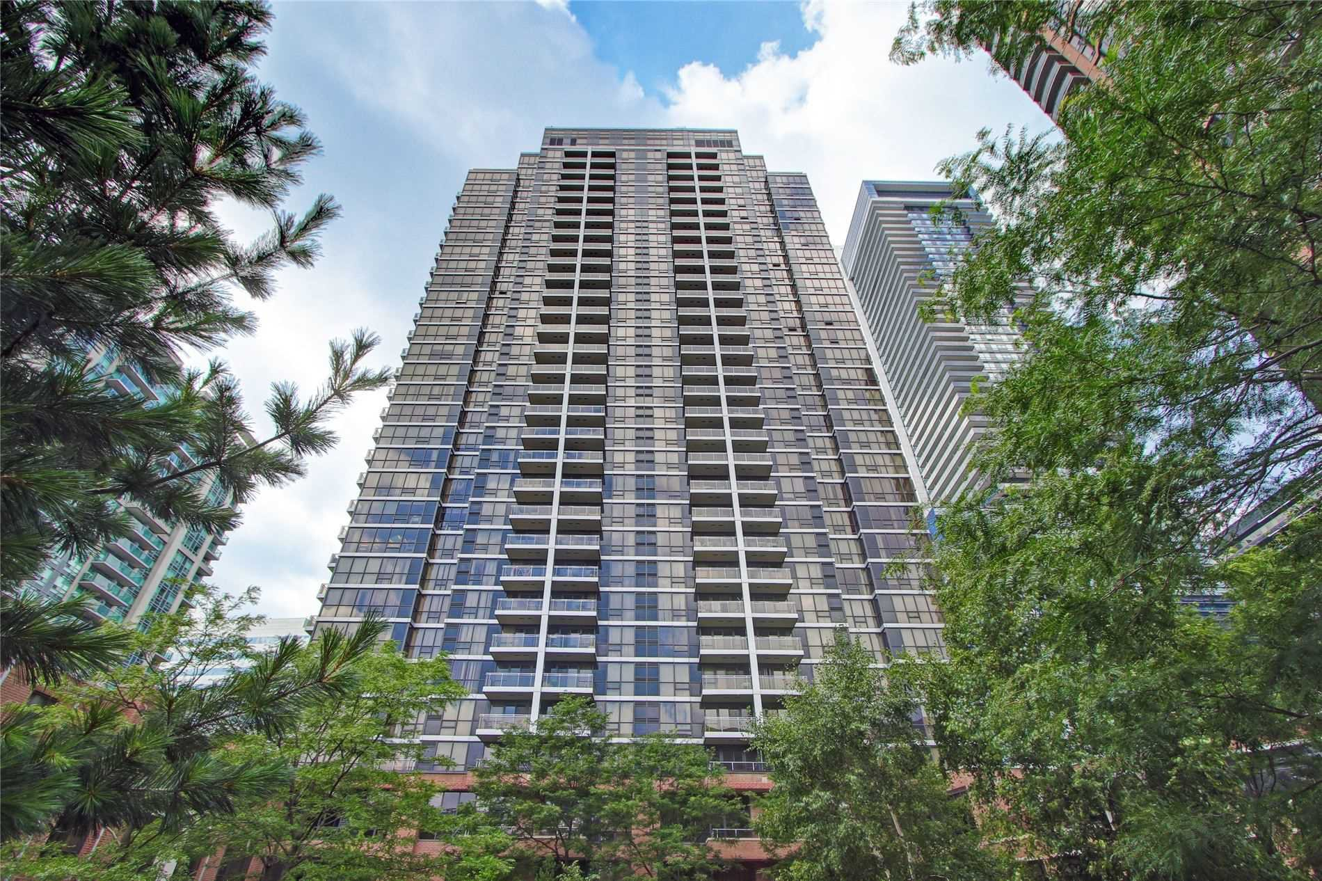 Main Photo: 1001 23 Sheppard Avenue in Toronto: Willowdale East Condo for lease (Toronto C14)  : MLS®# C4559291