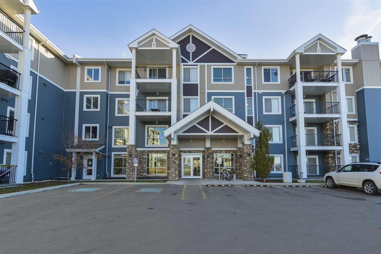 Main Photo: 202 4008 SAVARYN Drive in Edmonton: Zone 53 Condo for sale : MLS®# E4196057