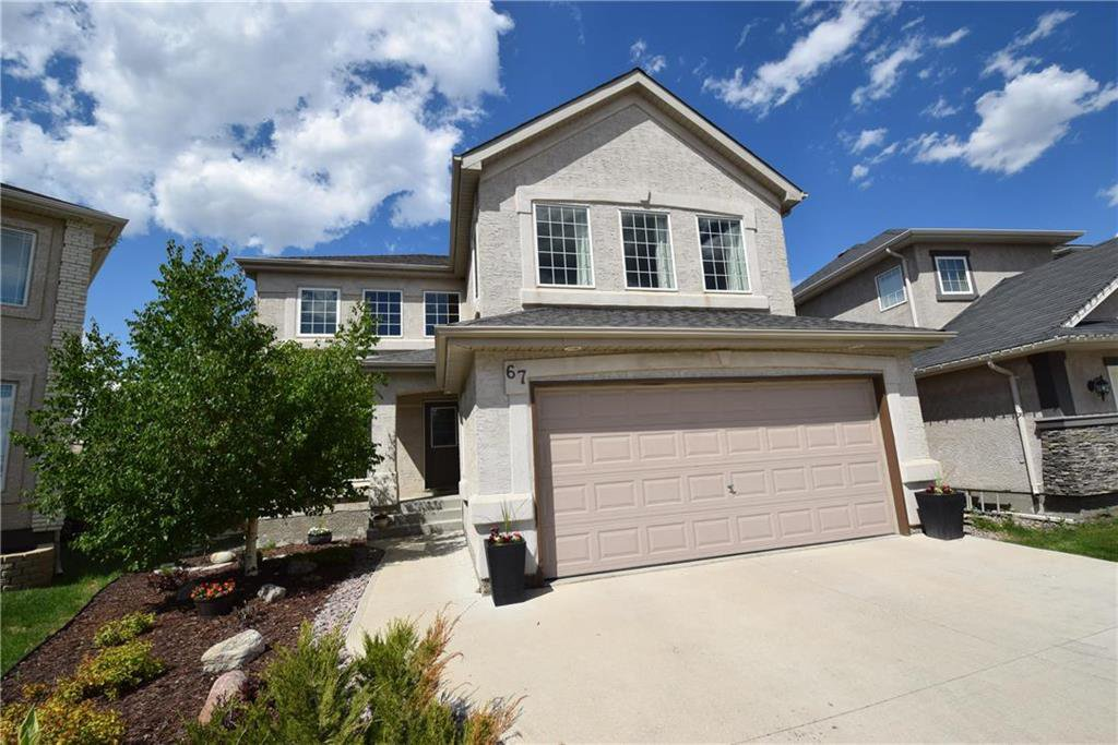 Main Photo: 67 Higham Bay in Winnipeg: River Park South Residential for sale (2F)  : MLS®# 202012376