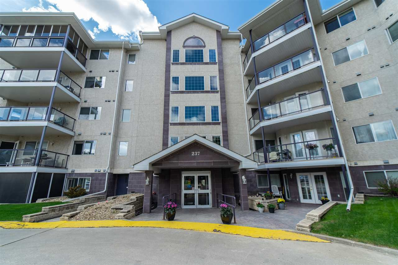 Main Photo: 215 237 YOUVILLE Drive E in Edmonton: Zone 29 Condo for sale : MLS®# E4200307