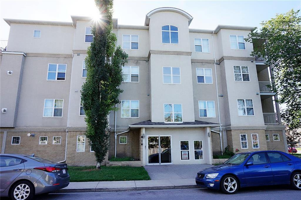 Main Photo: 1777 1 Street NE in Calgary: Tuxedo Park Apartment for sale : MLS®# A1045287