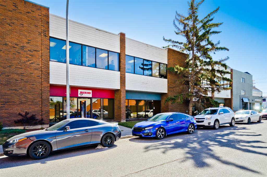 Main Photo: 5810 2 Street SW in Calgary: Manchester Industrial Office for sale : MLS®# A1049779