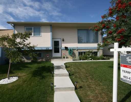 Main Photo: 55 FALDALE Close NE in CALGARY: Falconridge Residential Detached Single Family for sale (Calgary)  : MLS®# C3394530
