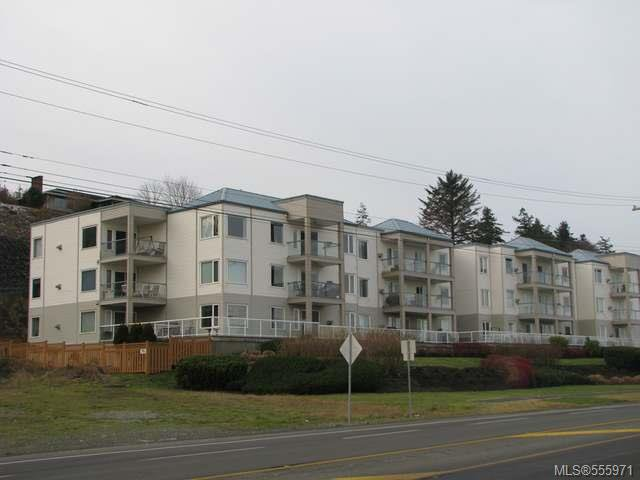 Main Photo: 102 1350 S Island Hwy in CAMPBELL RIVER: CR Willow Point Condo for sale (Campbell River)  : MLS®# 555971