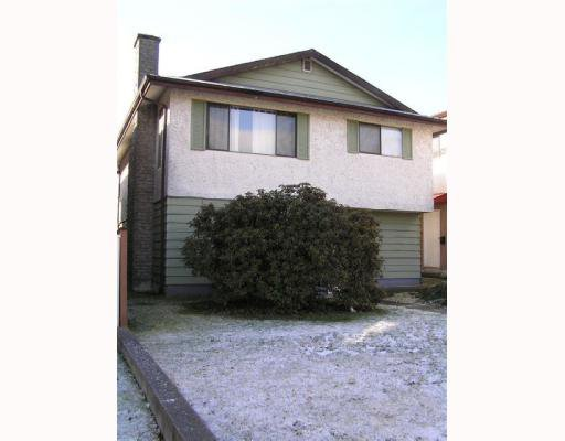 Main Photo: 4212 TRIUMPH Street in Burnaby: Vancouver Heights House for sale (Burnaby North)  : MLS®# V755427
