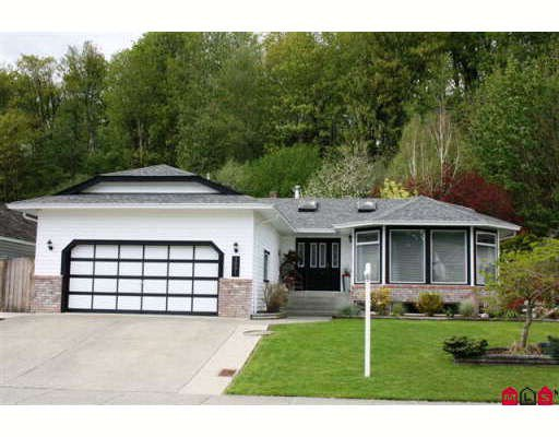 "Main Photo: 3001 CROSSLEY Drive in Abbotsford: Abbotsford West House for sale in ""ELLWOOD"" : MLS®# F2909892"