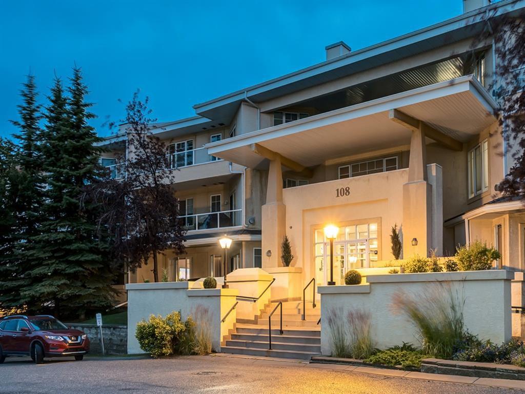 Main Photo: 213 108 EDGERIDGE Terrace NW in Calgary: Edgemont Apartment for sale : MLS®# A1020139