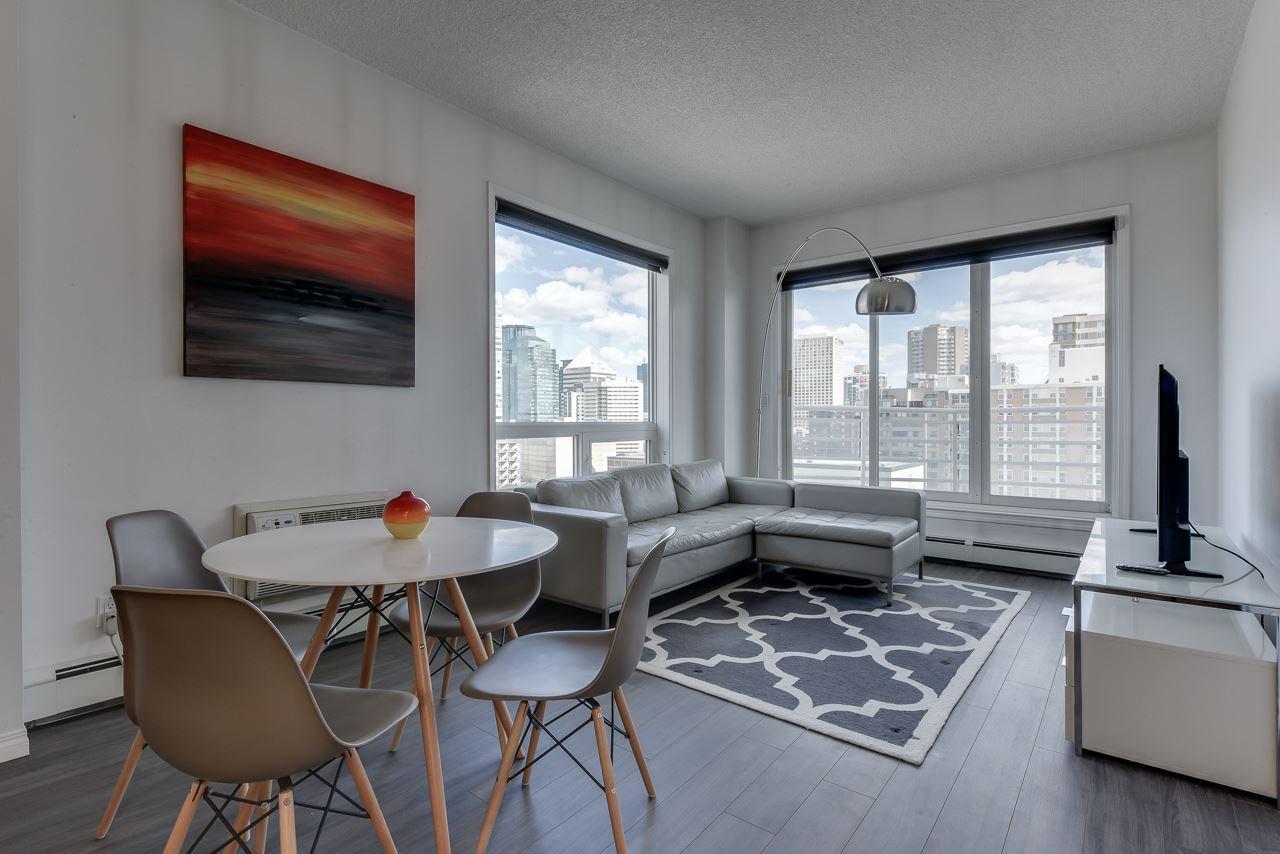 Main Photo: 1201 10504 99 Avenue in Edmonton: Zone 12 Condo for sale : MLS®# E4212033