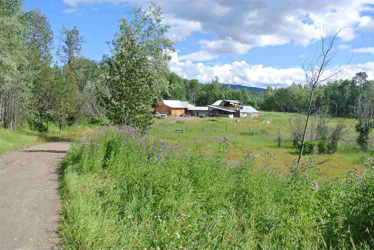 Main Photo: 15725 BABINE LAKE Road in Smithers: Smithers - Rural House for sale (Smithers And Area (Zone 54))  : MLS®# R2493745