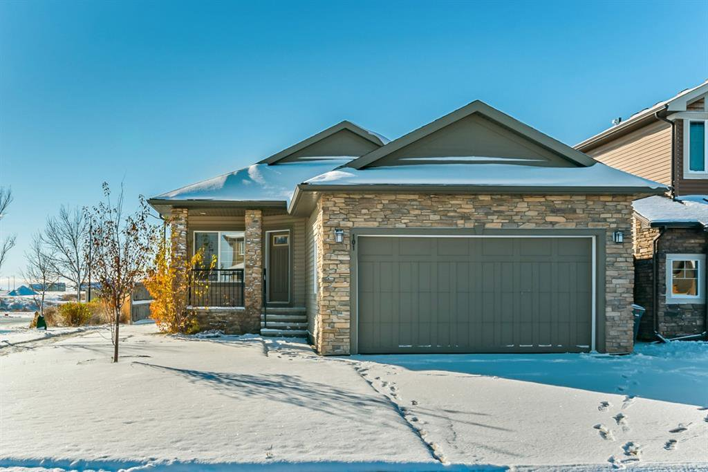 Photo 1: Photos: 101 Monteith Court SE: High River Detached for sale : MLS®# A1043266