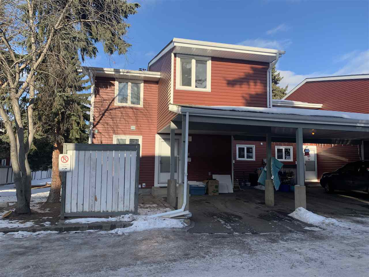 Main Photo: 15 1904 48 Street in Edmonton: Zone 29 Townhouse for sale : MLS®# E4223113