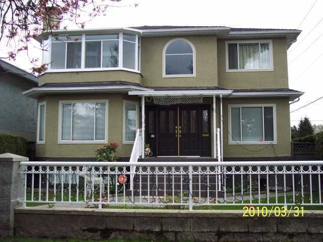 Main Photo: 2798 W 20TH Avenue in Vancouver: Arbutus House for sale (Vancouver West)  : MLS®# V843843