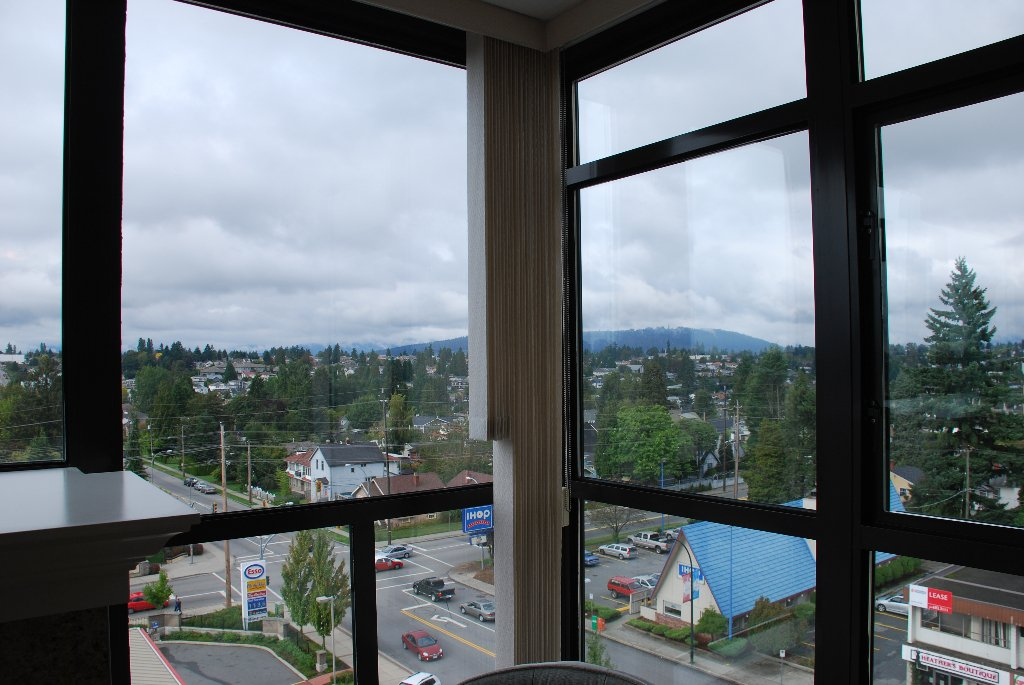 "Photo 2: Photos: 801 615 HAMILTON Street in New Westminster: Uptown NW Condo for sale in ""THE UPTOWN"" : MLS®# V852457"