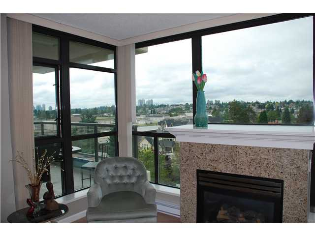 "Photo 11: Photos: 801 615 HAMILTON Street in New Westminster: Uptown NW Condo for sale in ""THE UPTOWN"" : MLS®# V852457"