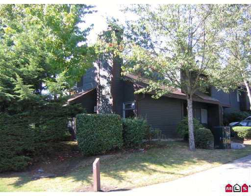 "Main Photo: 6227 W GREENSIDE DR in Surrey: Clayton Townhouse for sale in ""GREENSIDE ESTATES"" (Cloverdale)  : MLS®# F2620517"