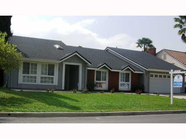 Main Photo: MOUNT HELIX Home for rent : 3 bedrooms : 9933 Mozelle Ln in La Mesa