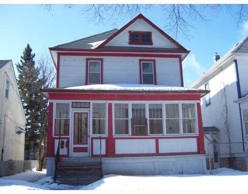 Main Photo: 388 CHURCH Avenue in WINNIPEG: North End Residential for sale (North West Winnipeg)  : MLS®# 2904062