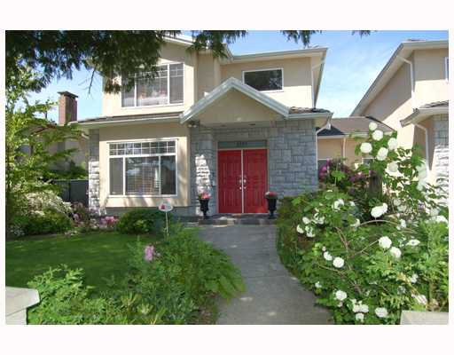 Main Photo: 6591 WINCH Street in Burnaby: Sperling-Duthie House 1/2 Duplex for sale (Burnaby North)  : MLS®# V769458