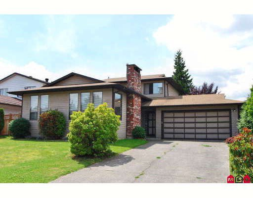 Main Photo: 8875 204A Street in Langley: Walnut Grove House for sale : MLS®# F2915413