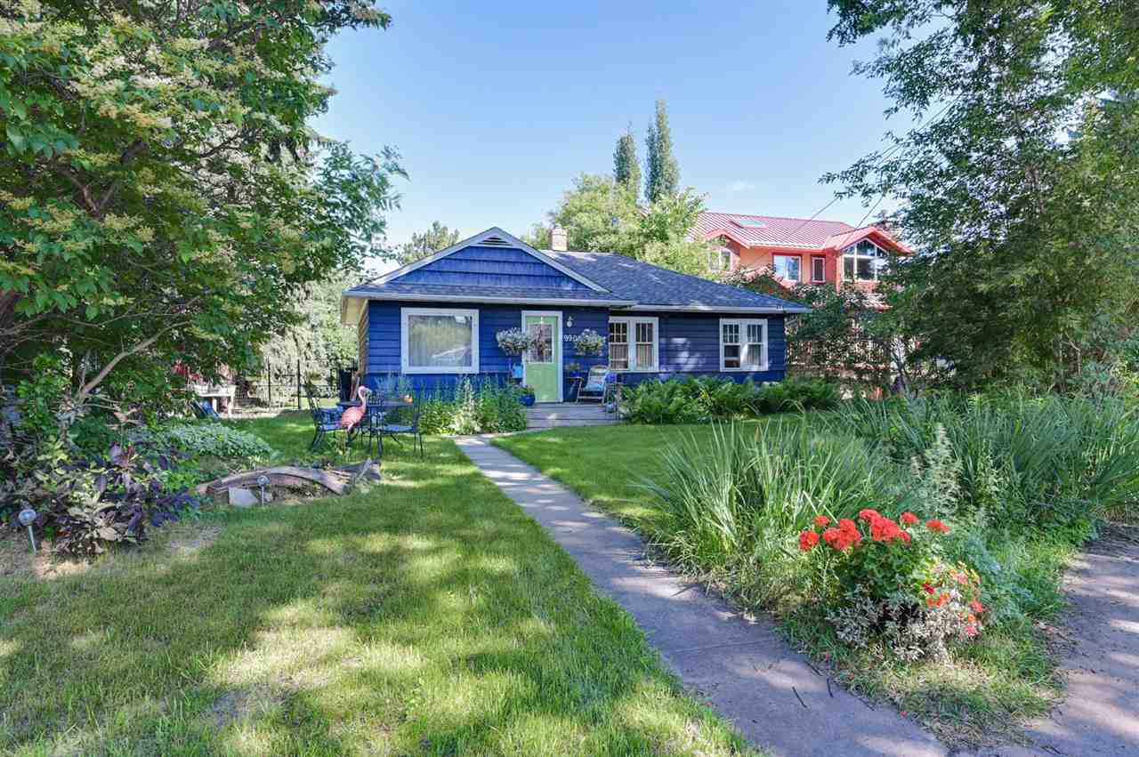 Main Photo: 9906 87 Street in Edmonton: Zone 13 House for sale : MLS®# E4166864