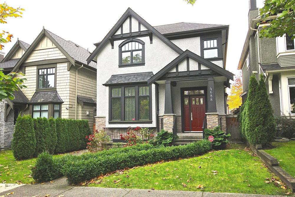 Main Photo: 4688 6TH Ave W in Vancouver West: Home for sale : MLS®# V1091503
