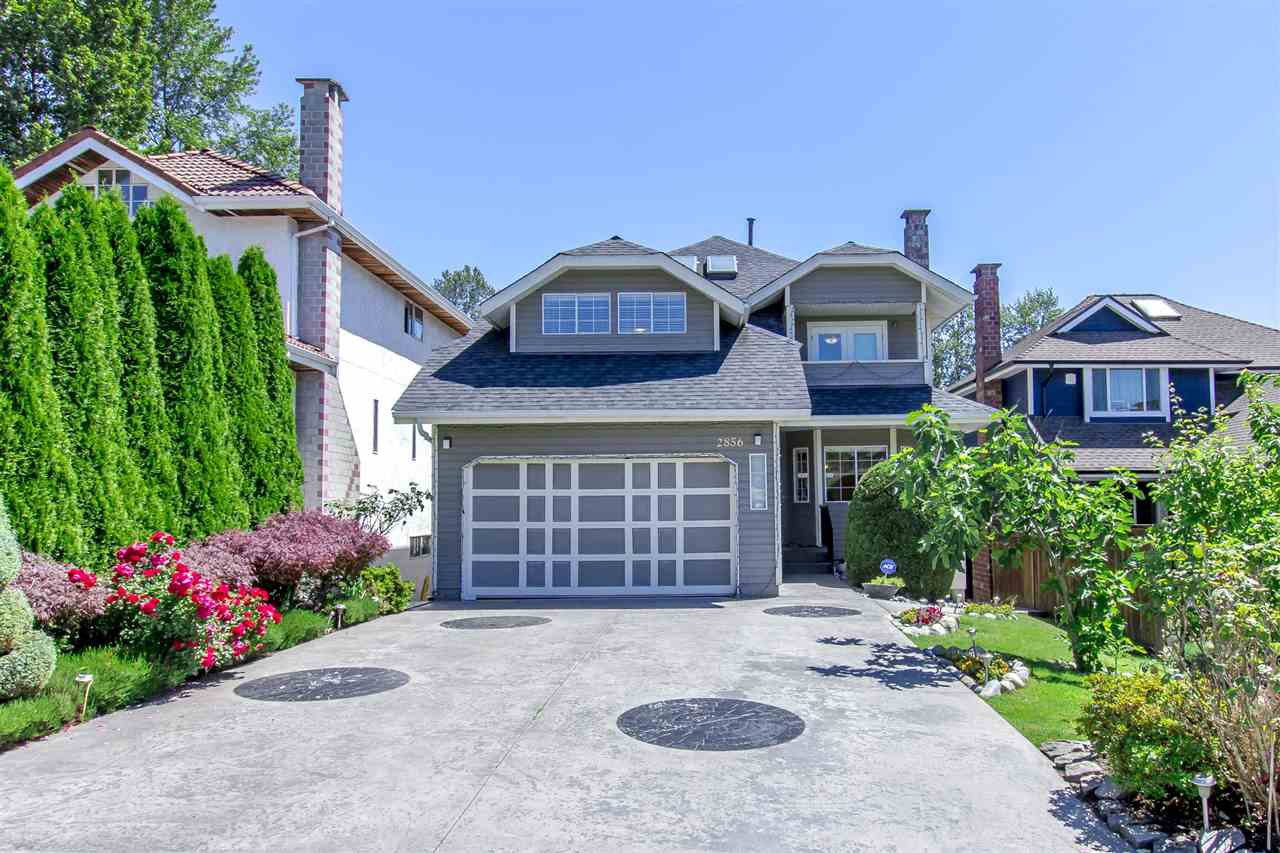 Main Photo: 2856 Munday Place in North Vancouver: Tempe House for sale : MLS®# R2331559