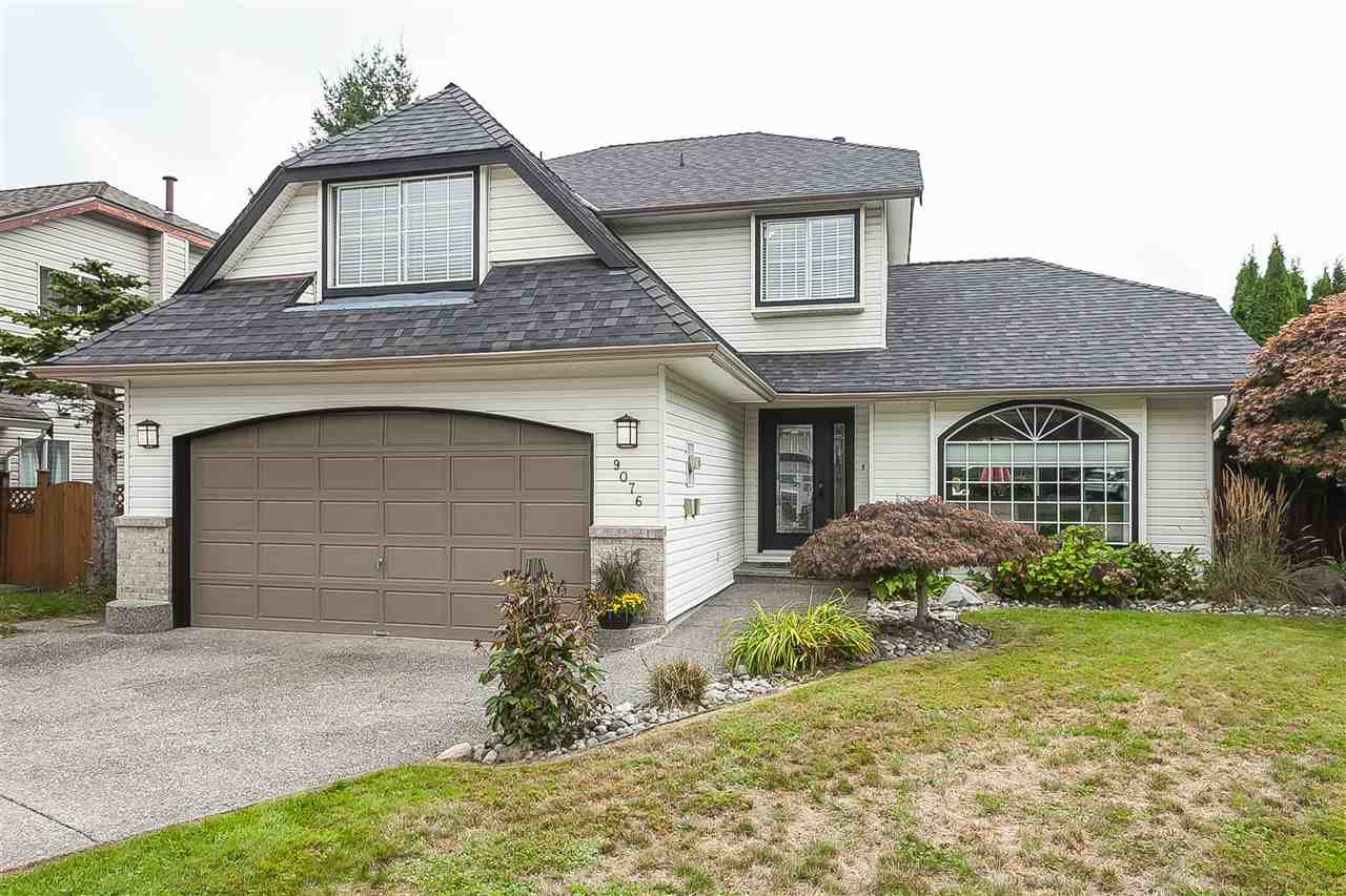 Main Photo: 9076 160A Street in Surrey: Fleetwood Tynehead House for sale : MLS®# R2408522