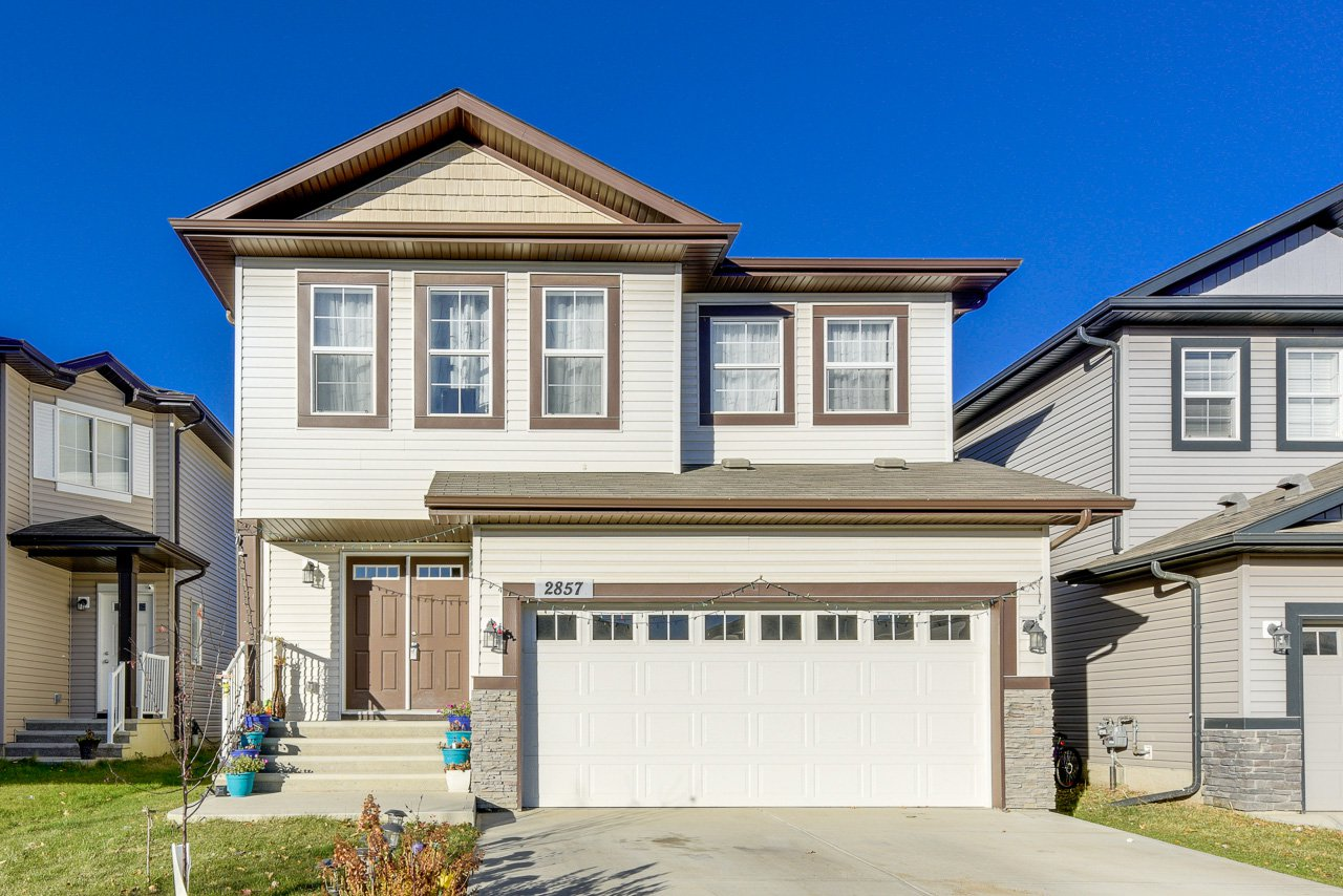 Main Photo: 2857 Maple Way NW in Edmonton: House for sale : MLS®# E4178246