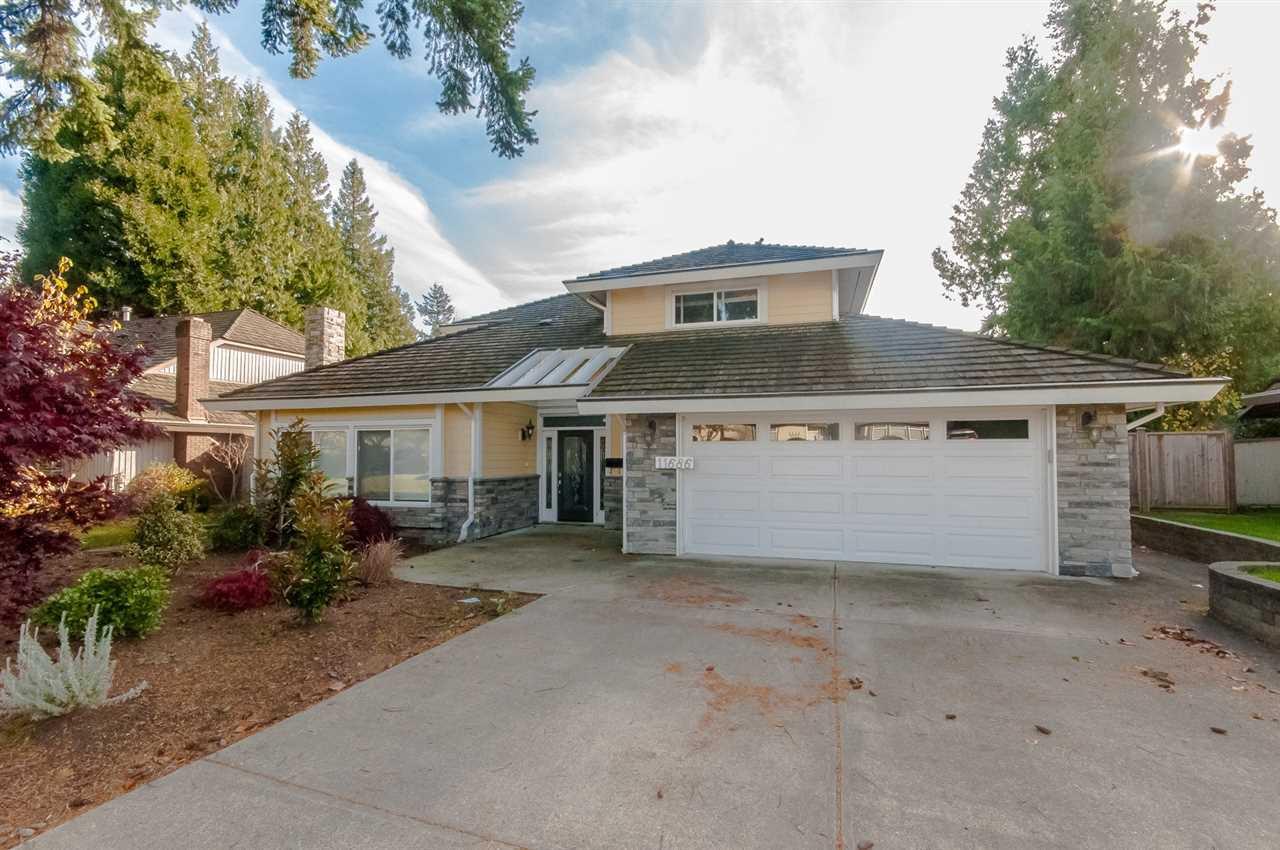 Main Photo: 11686 SUMMIT Crescent in Delta: Sunshine Hills Woods House for sale (N. Delta)  : MLS®# R2418285