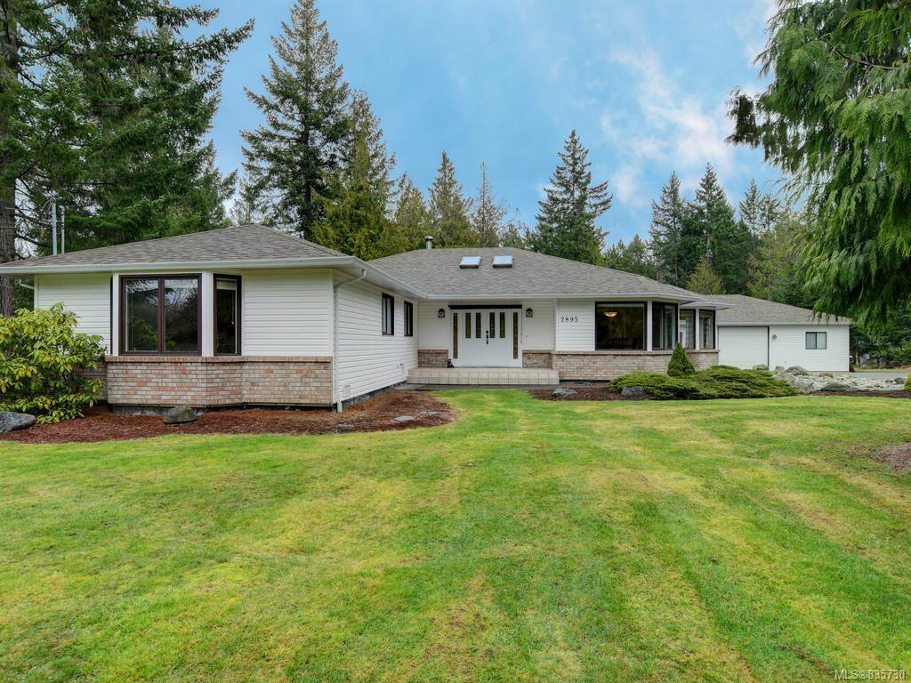 Main Photo: 2895 Briarlea Rd in SHAWNIGAN LAKE: ML Shawnigan Single Family Detached for sale (Malahat & Area)  : MLS®# 835730