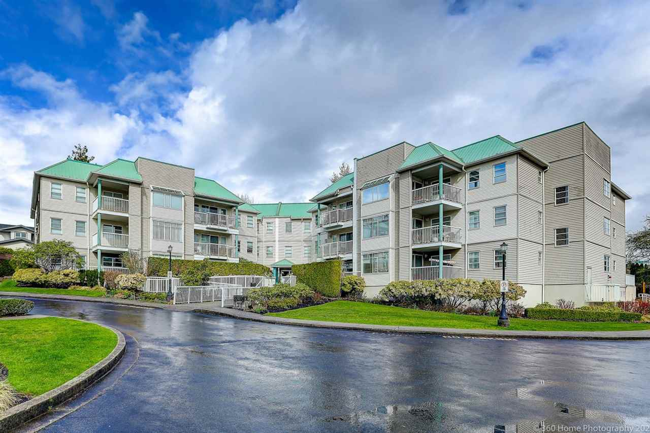 Main Photo: 101 9767 140 Street in Surrey: Whalley Condo for sale (North Surrey)  : MLS®# R2448328